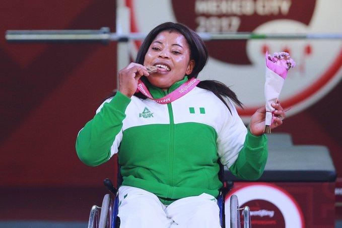 Team Nigeria Paralympians assure of medal haul in Tokyo
