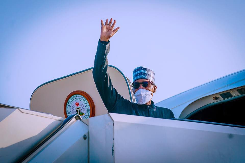 Buhari off to Saudi Arabia for investment conference