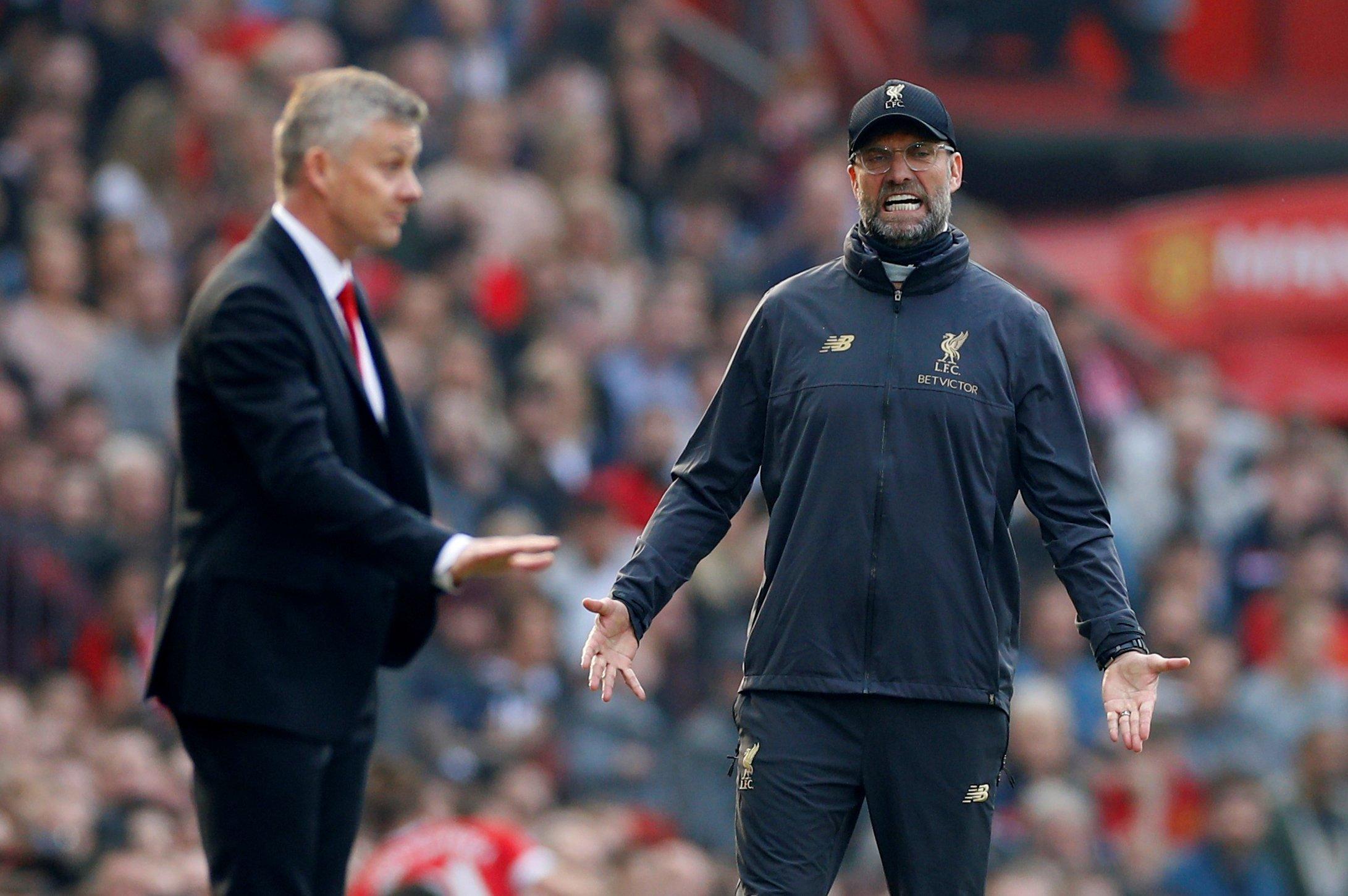 Man United v Liverpool Live Updates: Solskjaer needs a magic wand