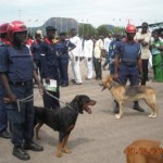 Police officers beat civil defence officer publicly in Ondo