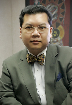 J. Peter Pham, Director, Michael S. Ansari Africa Center