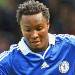 Mikel, Moses arrive Amsterdam with Chelsea for Europa League final