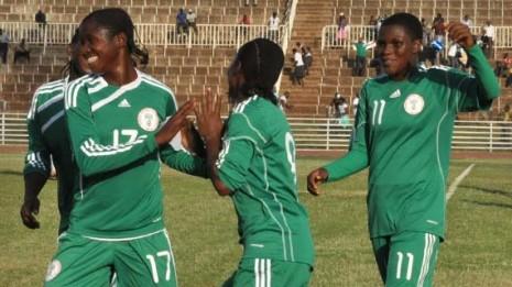 female football team (u-17)
