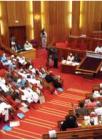 Senate divided over emergency rule in Borno, Adamawa, Yobe