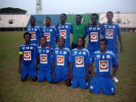 Warri Wolves Football Club