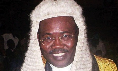 Attorney General Bello Adoke
