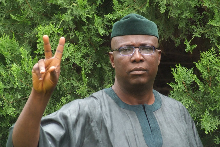 Image result for Senator Babafemi Ojudu,