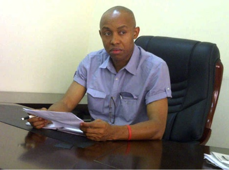 Chidi Odinkalu, Chair, National Human Rights Commission