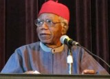 Prof Chinua Achebe is dead