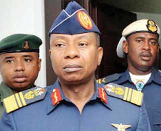 Chief of Defence Staff, Oluseyi Petinrin