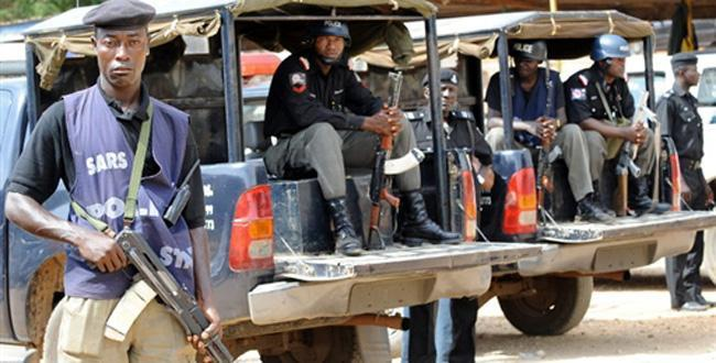 Security agents are targets of the extremist Boko Haram sect