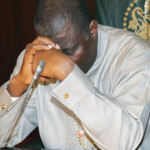 Despite obvious, widespread graft, Jonathan says Nigeria corruption exaggerated