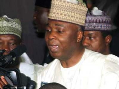 bukola saraki 959548126 400x300 - Many die as Kwara PDP members scramble for Saraki's sallah gifts