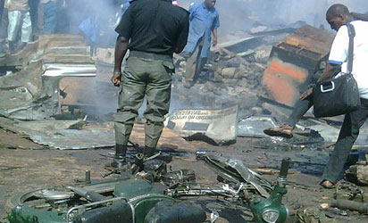 The Kano blast was one of the biggest havocs wrecked by Boko Haram