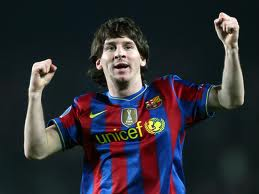 Messi... extremely talented