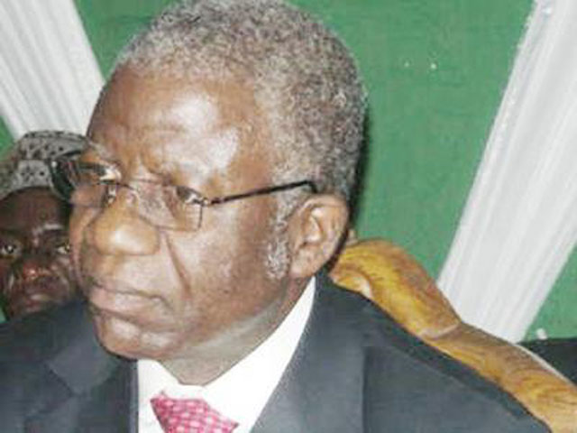 Stephen Oronsaye, former Head of Service