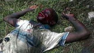 Unfortunate Bauchi bomber