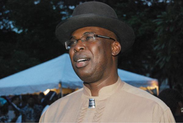 Former Bayelsa State Governor, Timipre Sylva.
