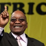 South Africa's President, Jacob Zuma